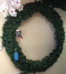 120cm Plain Wreath