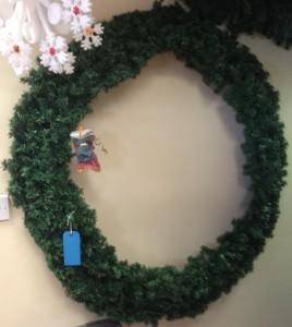 120cm Plain Wreath