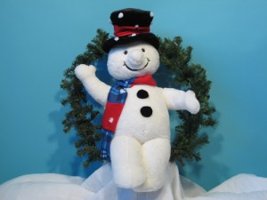 Animated Snowman figures from Dublin DAnimated Snowman figures from Dublin Display Coisplay Co
