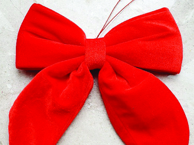 red bow small